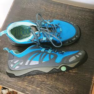 Merrell Womens Hiking Shoes Proterra Vim Sport S/8